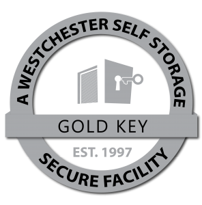 Somers Self Storage a Westchester Self Storage facility grey logo
