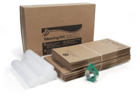 storage tips we have boxes, tape, wrap and supplies image of each